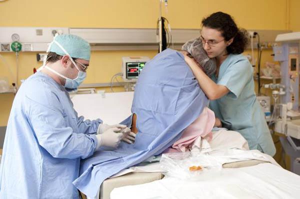 varicoză și anestezie epidurală varicoză la bărbați fotografie