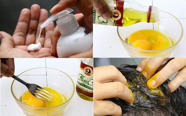 10 tratamente naturiste împotriva căderii părului