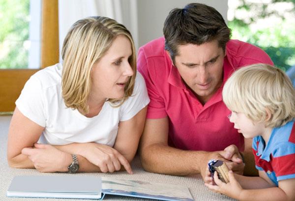 Cum trebuie să îi spunem copilului că este adoptat?