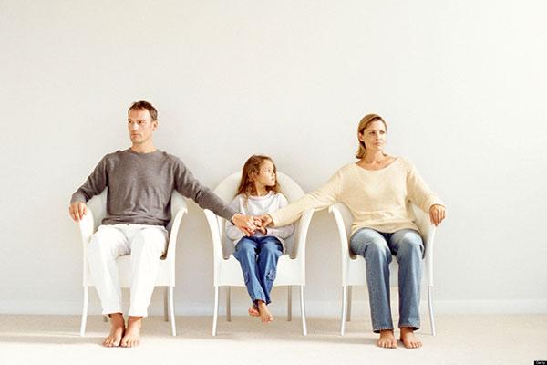 Ghidul unui părinte divorțat