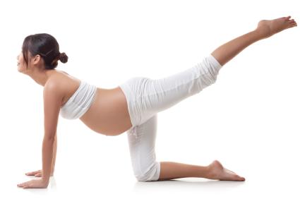 gimnastica în timpul sarcinii