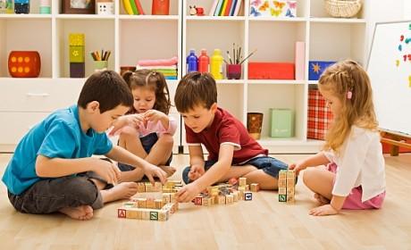5 jocuri care dezvoltă inteligenţa copiilor