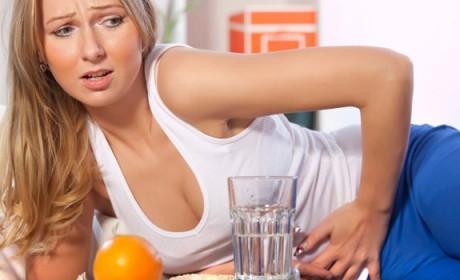 10 tratamente naturiste pentru durerile de stomac din timpul sarcinii