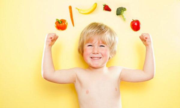 Întărirea sistemului imunitar la copii