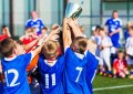 De ce trebuie să ne dăm copiii să facă sport
