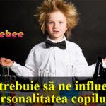 personalitatea copilului