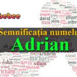 numele Adrian