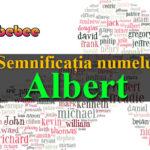 numele Albert