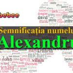 numele Alexandru
