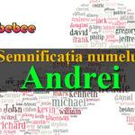 numele Andrei