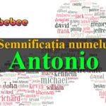 numele Antonio