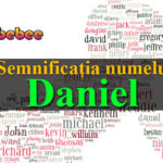 numele Daniel