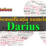 numele Darius