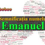 numele Emanuel