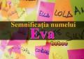 Semnificația numelui Eva