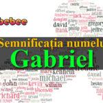 numele Gabriel