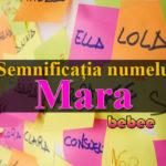 nume Mara