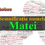 nume Matei