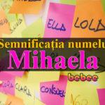 nume Mihaela
