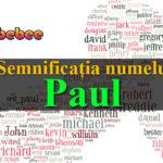 numele Paul
