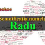 numele Radu