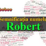 numele Robert