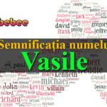 numele Vasile
