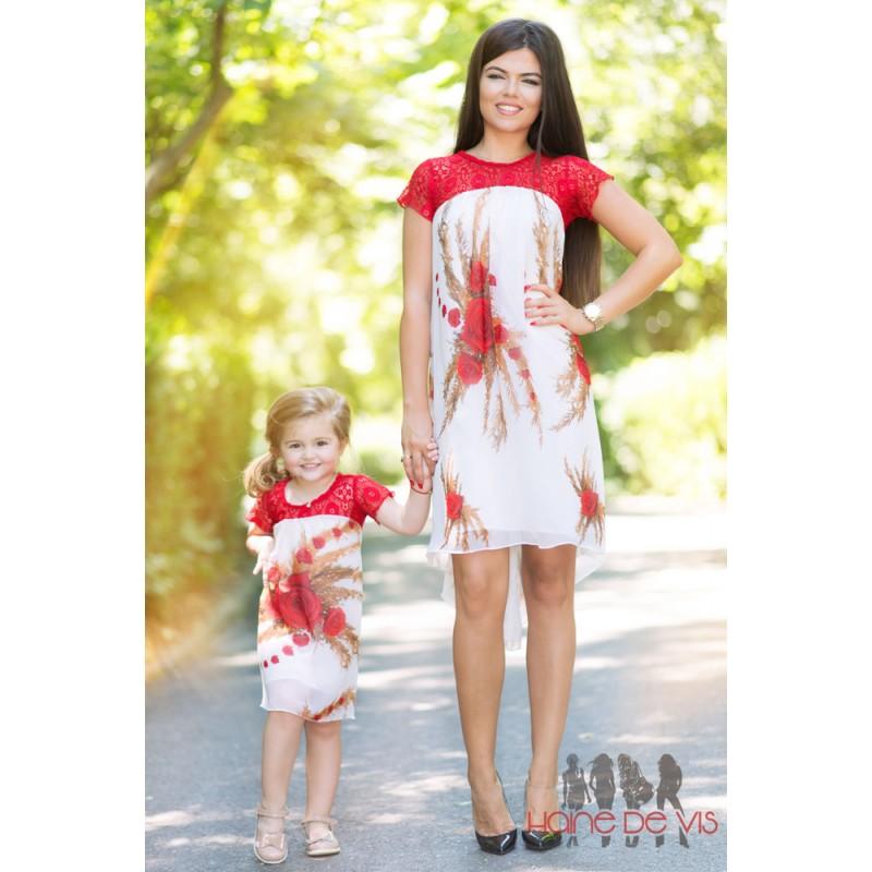 5 modele de rochii mama si fiica, ce fac furori