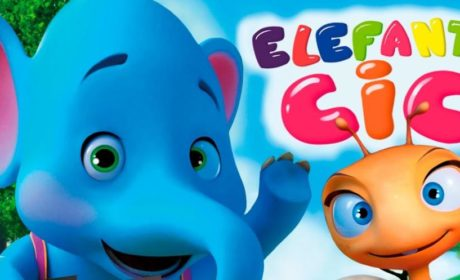 Elefantul Cici: versuri si cantecul video
