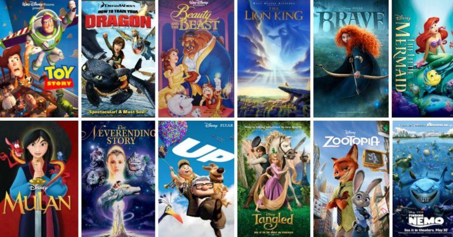 Filme pentru copii educative si distractive