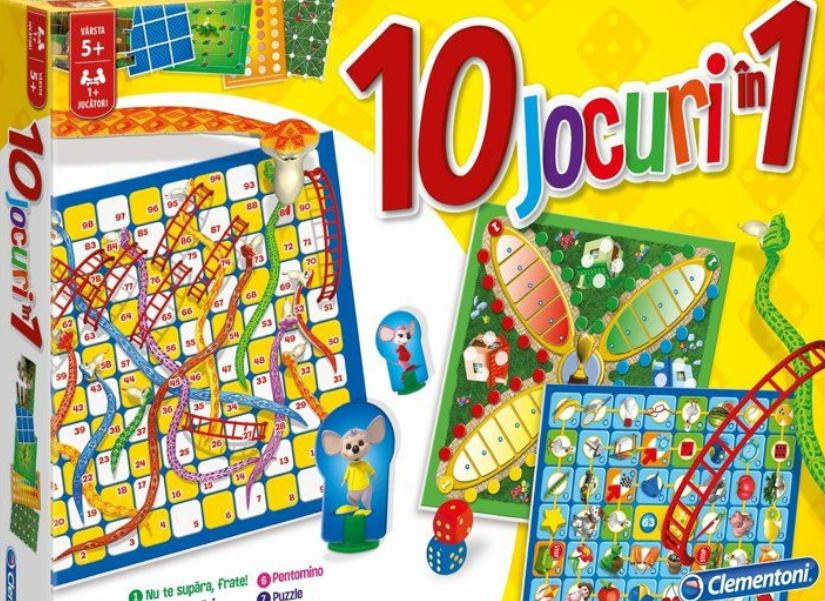 Jocuri în 1 | Jocuri în 1 pentru fete și băieți