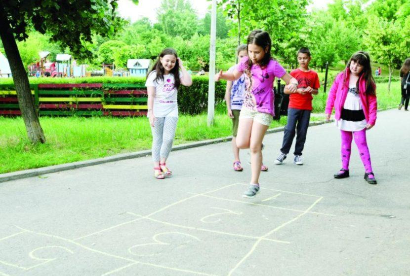 Jocuri Românești – jocurile copilariei