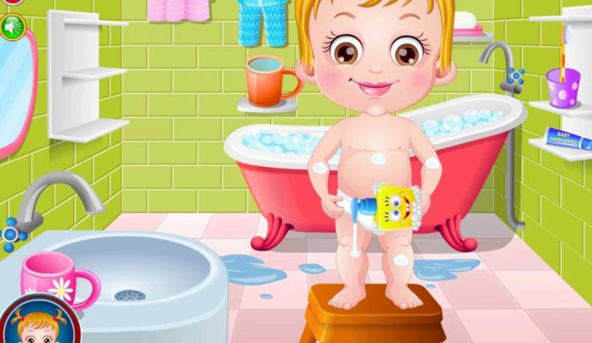 Jocuri cu bebeluși relaxante și distractive