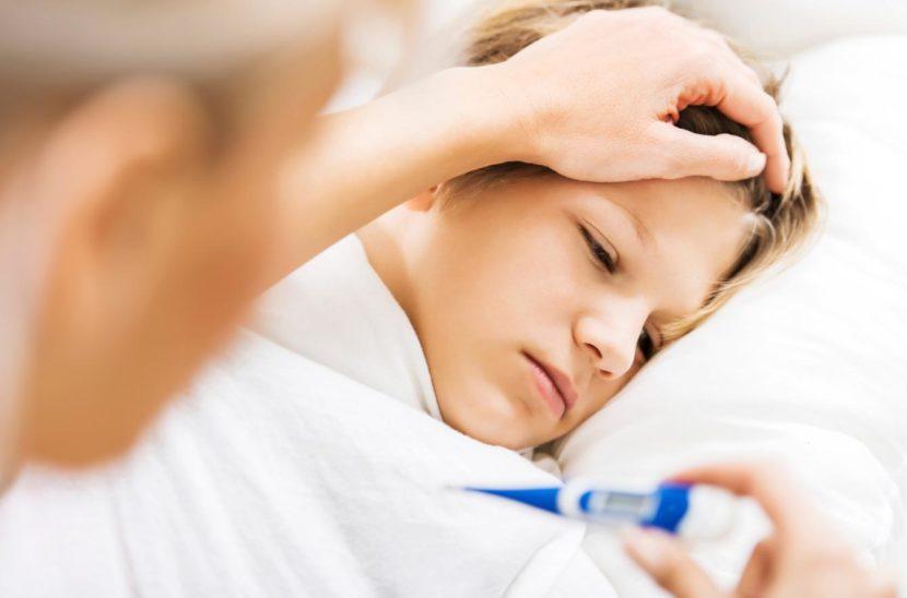 Vărsat de vânt la copii: simptome și tratament